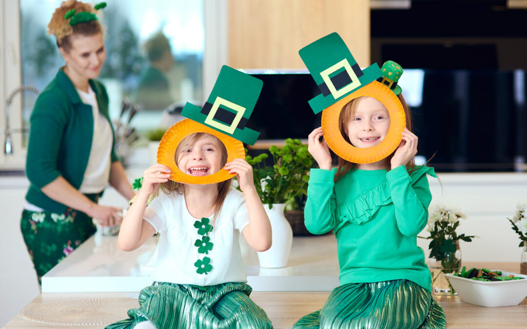Fun St. Patrick's Day Ideas to do With Little Ones